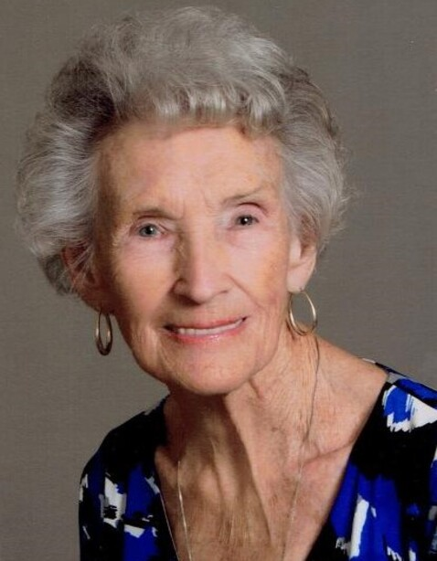 Betty Blackwelder