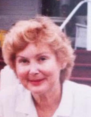 Shirley Anne Montgomery