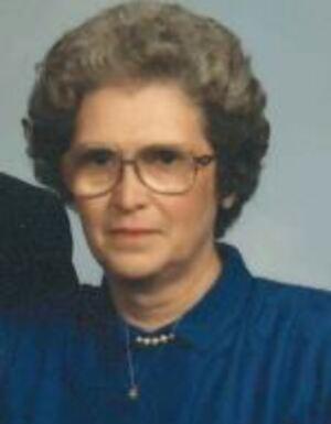 Elizabeth Hogans Deas