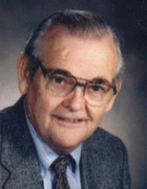 Theron E. Blunck