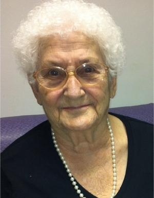 Ruby (Granny) Oldfield Stamper