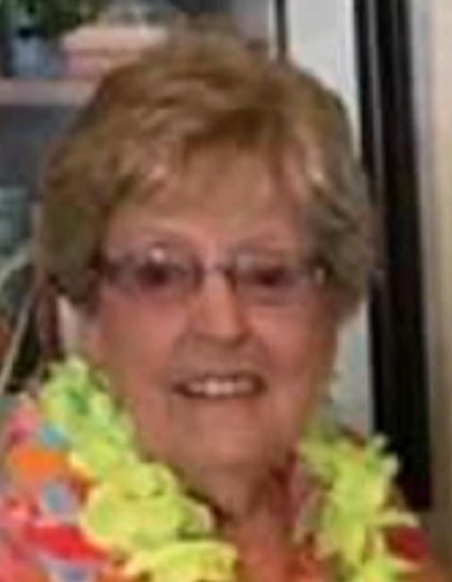 Norma Gail Robertson