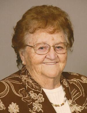 Agnes A. Deters