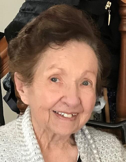 Agnes W. Crandall