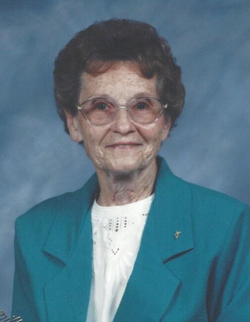 Ruth E. Amacher