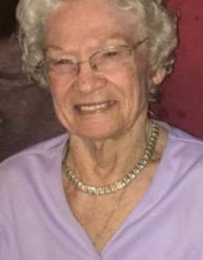 Geraldine Fletcher Vann