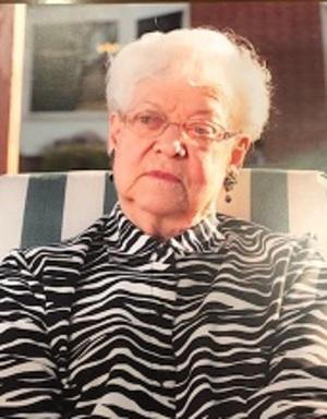 Frances Joy Haithcock Pearce
