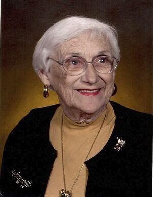 Betty Jean Oesch