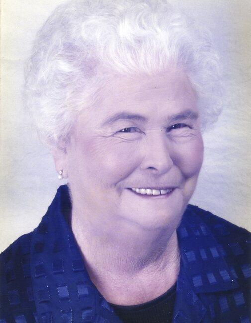 Aline Mae McDaniel
