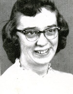 Dorothea M. Ellison