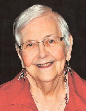 Naomi Mae Woods