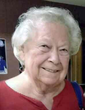 Gail Patricia Rasmusson