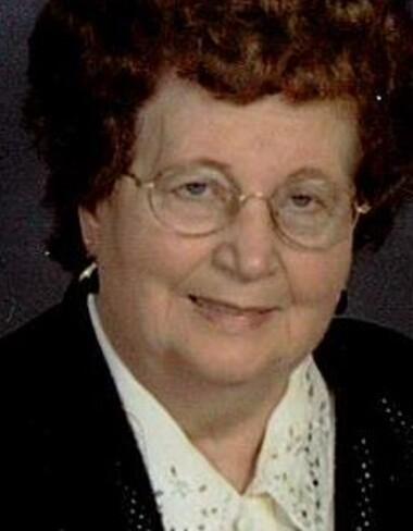 Evelyn Mary Opperman