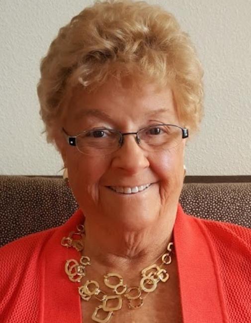 Joyce P. Dewart