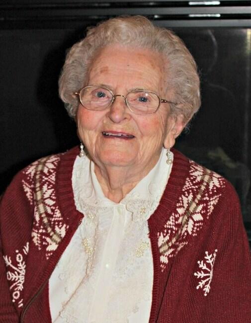 Laverne Dorothy Myers