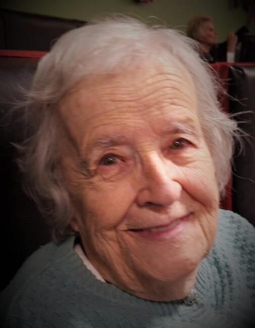 Joan  Olive Wiedemann