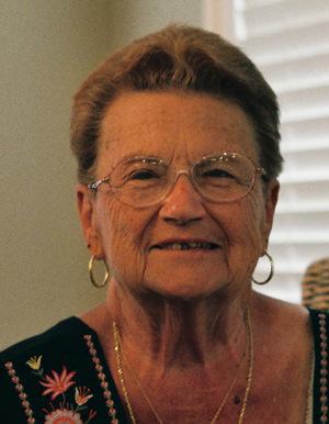 Betty Ann Majher