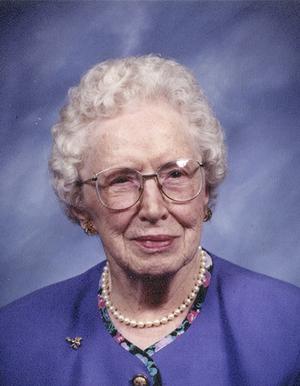 Louise D. Farrar