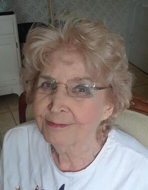 Rosalie Ruth Rorrer Johnson