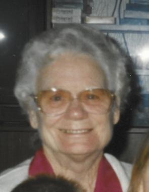 Edna Grace Matheny Zecco