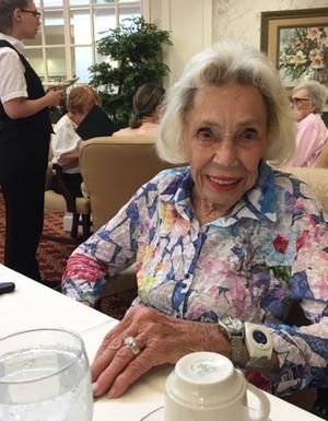Marjorie Hill Laughton