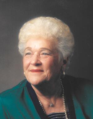 Betty Leon Elliott