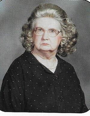 Bettie Arlene Harms
