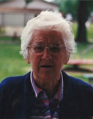 Norma Elmira Veatch