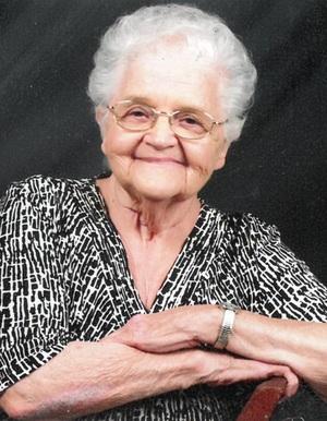 Gladys Virginia Barbe