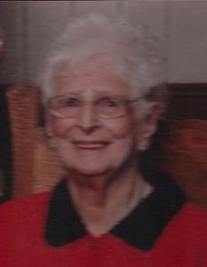 Dorothea W. Ballard
