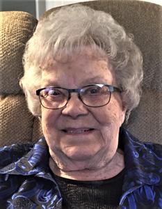 Patricia Mae Faulk