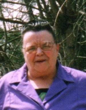 Ledvia Mae Logan
