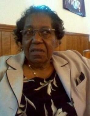Mother Annie Mae Hill