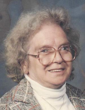 Lois Jane Evans