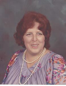 Rita M. Henderson