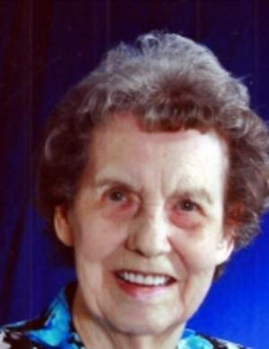 Dorothy Marie Osborne
