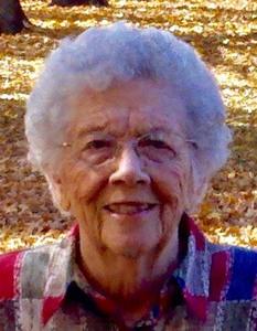 Margaret Elizabeth Libby Kinder