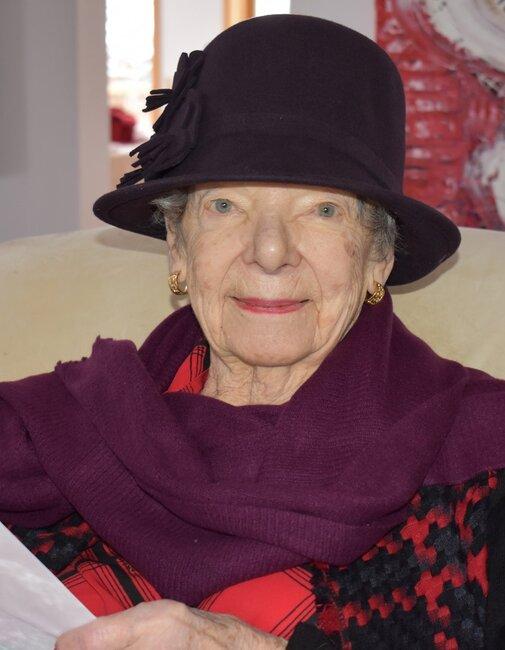 Andree  Marie Josephine Atkinson