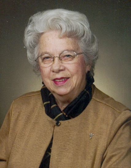 Mary Jeanette Woodward
