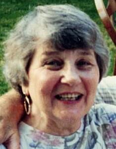 Annette Alfreda (Kapaloski) Metzler