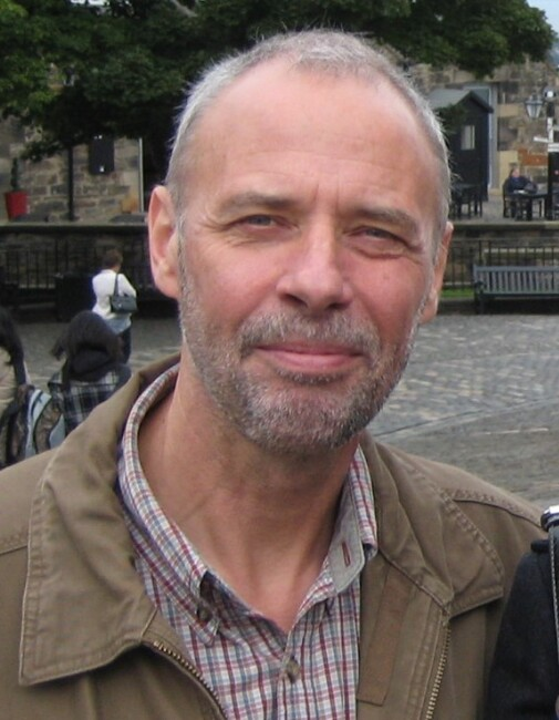 David  Thomas Rutherford