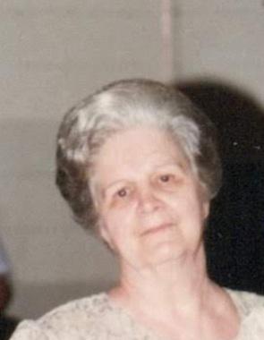 Mary Amelia (Bishop) White