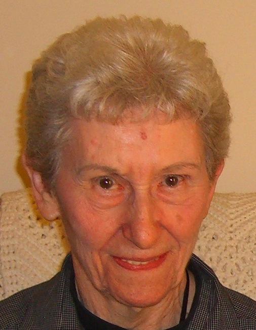 Doris M. McAllister