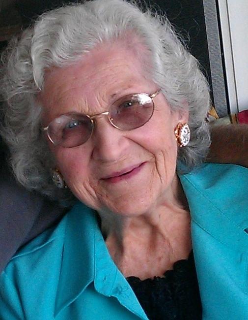 Frances Nan Buell