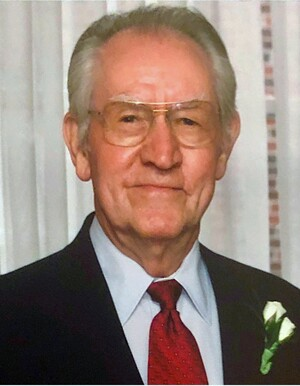 Theodore Ted F. Holt