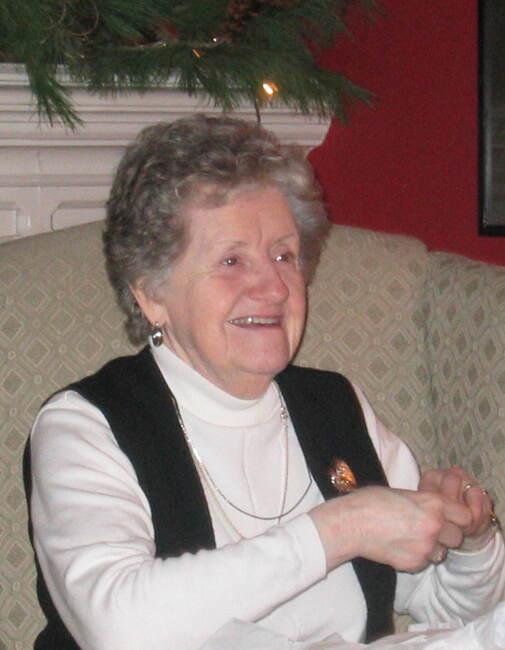 Betty  LaPrairie