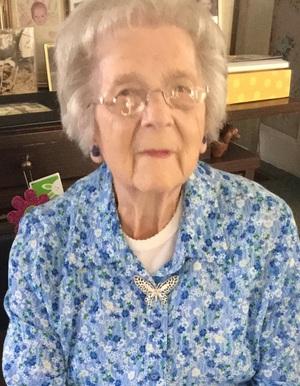 Laverne Mae Hawley