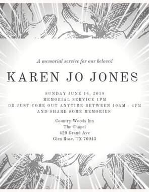 Karen Jo Jones