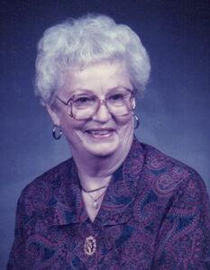 Margaret Baker Shepherd