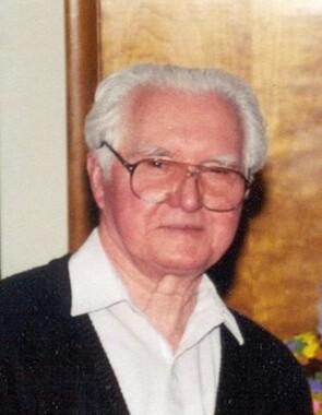Reverend Carl Randolph Buckner